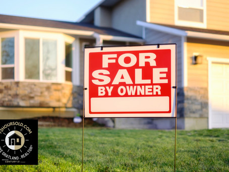 It's A Seller's Market....Should You Sell Your Home On Your Own?