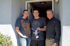 Mike Gratland helped us buy our dream ho