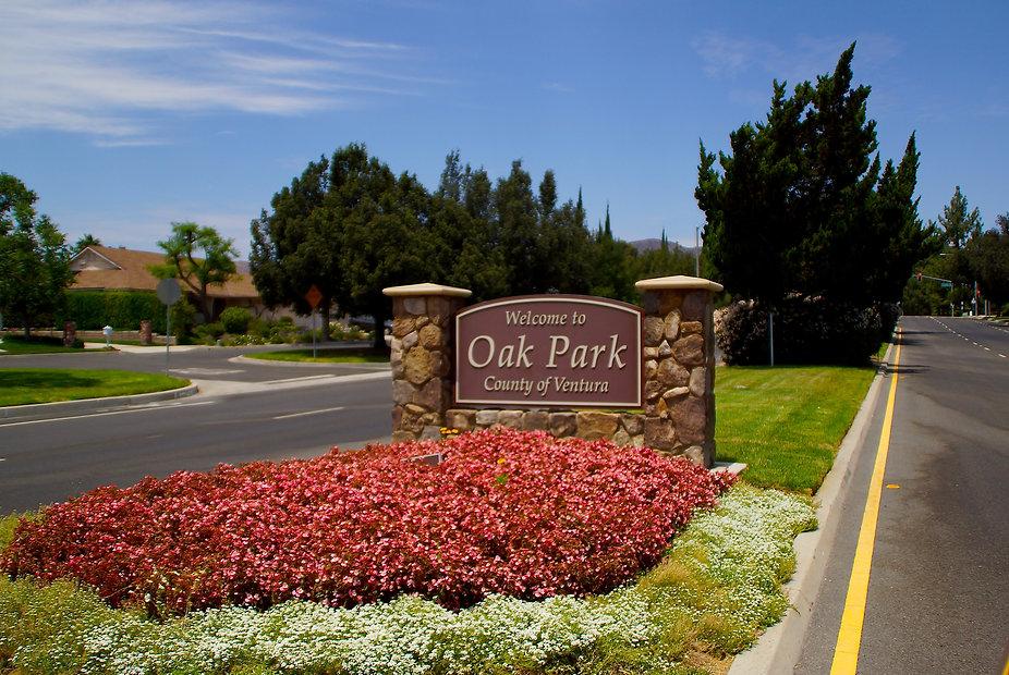 Oak Park Ca community.JPG