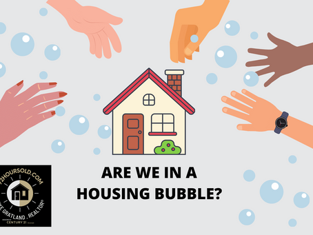 Are We In A Housing Bubble? | Thousand Oaks Real Estate