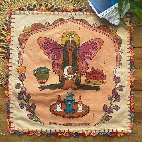 Nantli Ceremonial Cloth