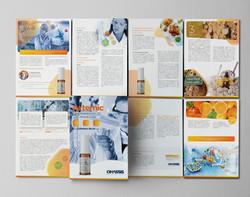 Corona-brochure