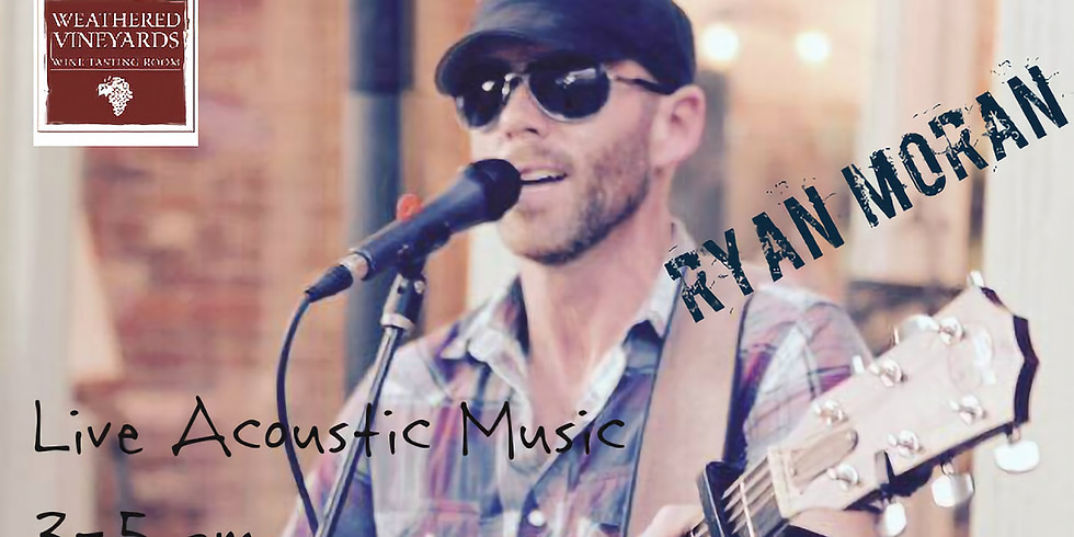 Ryan Moran LIVE