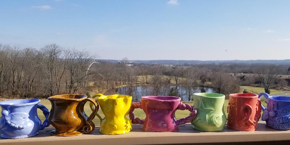 Make A Mug Ceramic Workshop