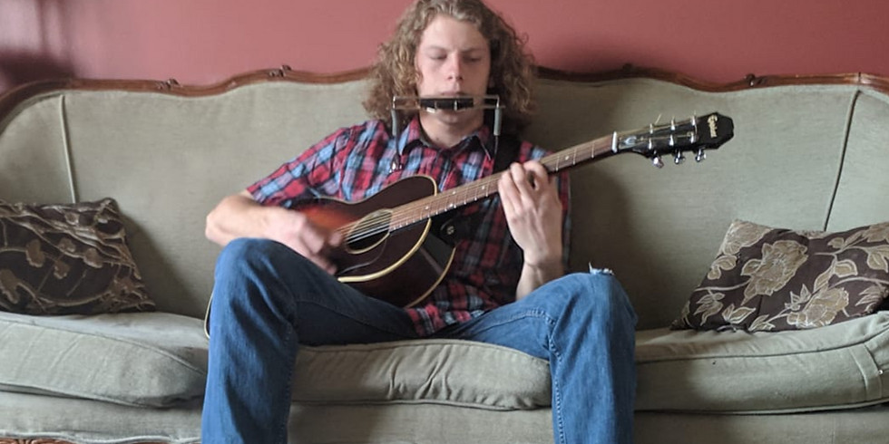 Noah James - LIVE at Weathered's Thrifty-Thursday