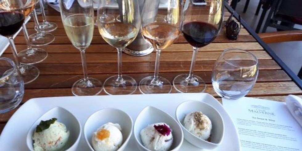 Wine & Ice Cream Pairings
