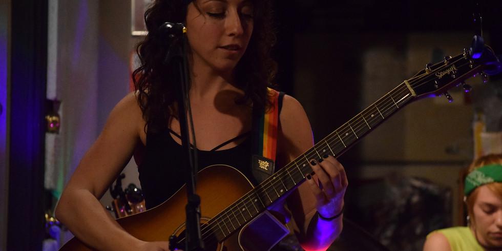 Melanie Ilana LIVE at Weathered Vineyards Ephrata