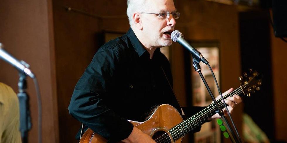 Steve Davis Songsmith Acoustic LIVE at Weathered Vineyards Ephrata