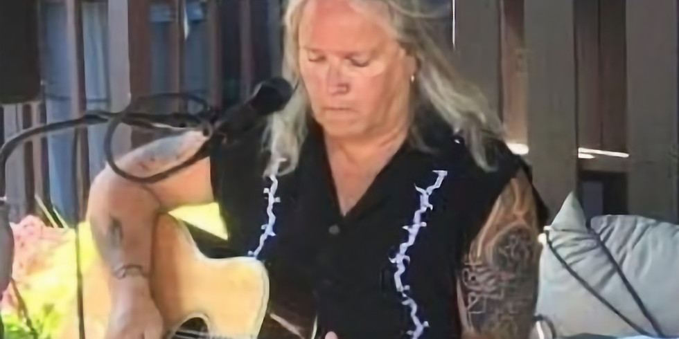 Terry Strongheart - LIVE at Weathered Vineyards Ephrata