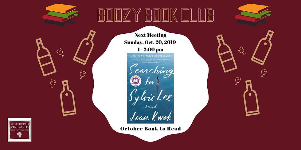 Boozy Book Club