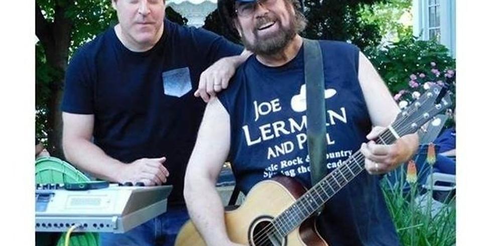 Joe Lerman and Paul