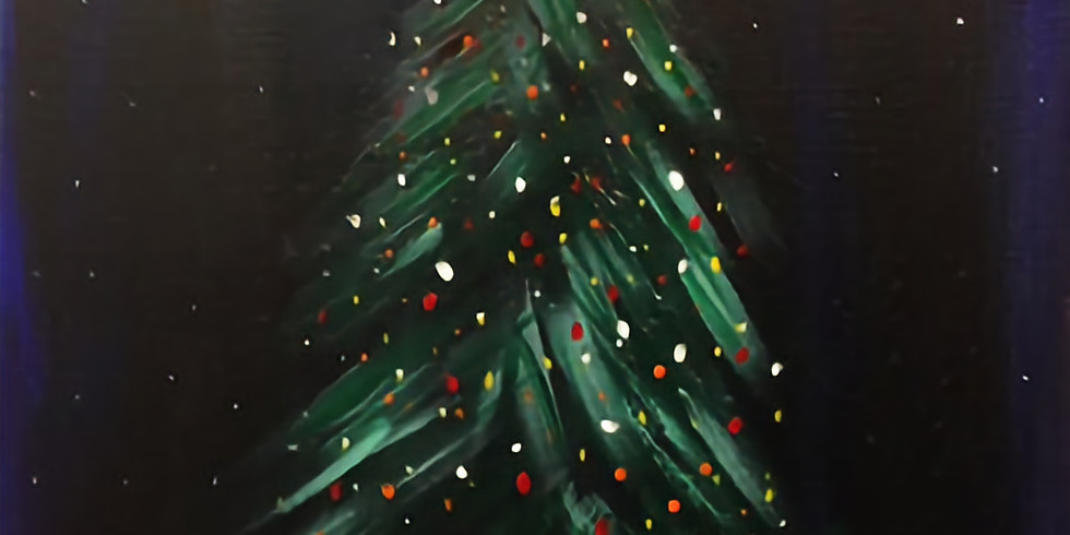 Holiday Canvas Painting Party
