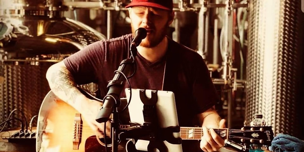 Jared Mason - LIVE at Weathered Vineyards Ephrata