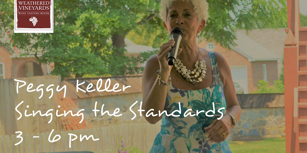 Peggy Keller LIVE at Weathered Vineyards