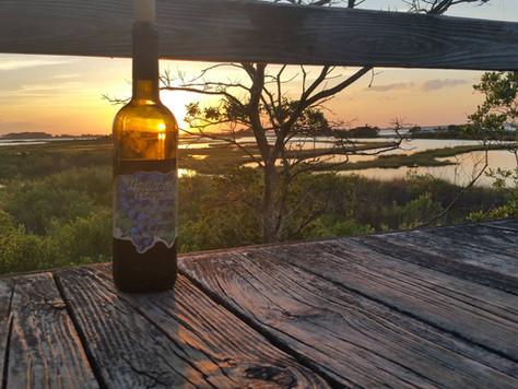 Weathered Vineyards Wine Bottle