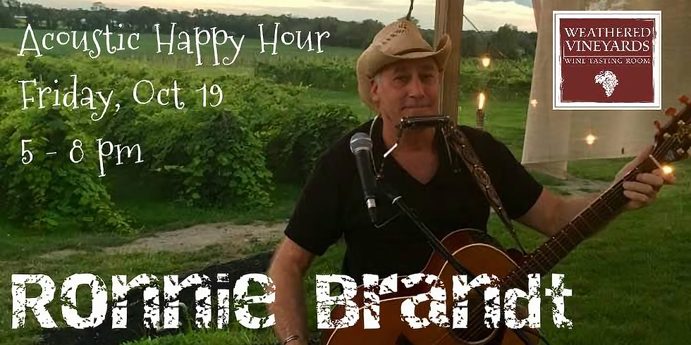 Ronnie Brandt LIVE