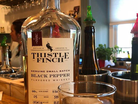Thistle Finch Whiskey