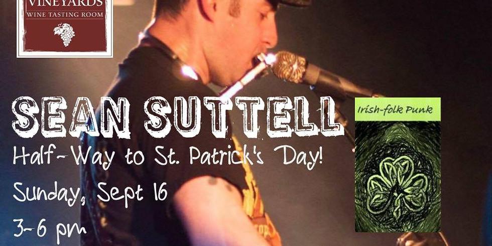 Half Way to St. Patrick's Day ☘