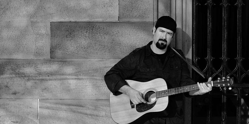 Gabe Traynor LIVE in the Courtyard