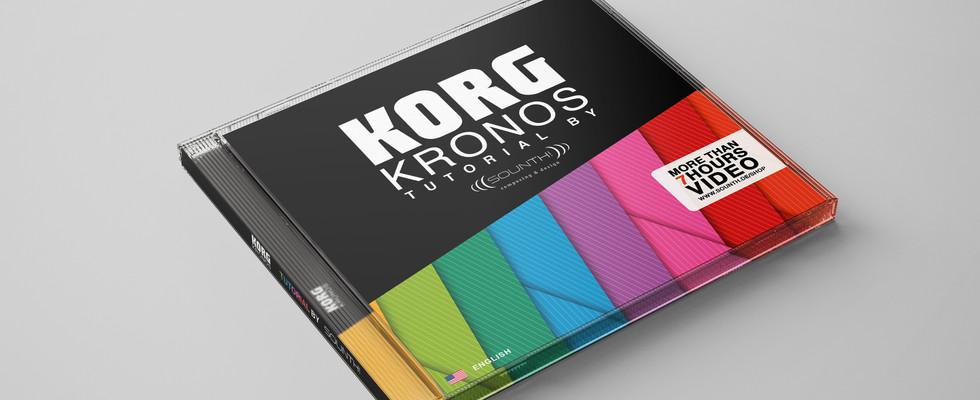 Print Design KORG / SOUNTH