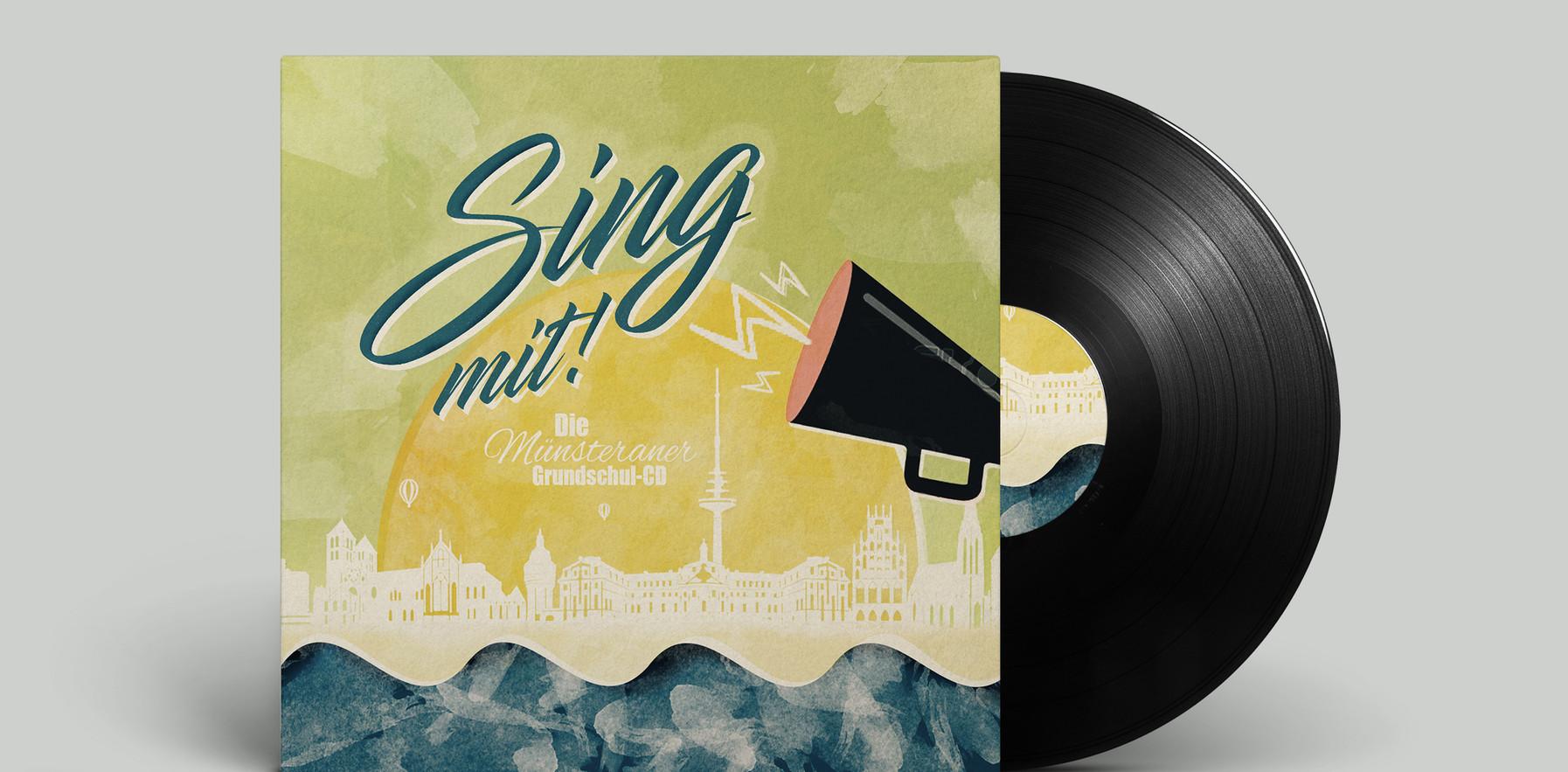 Artwork/Printdesign für Minimusiker