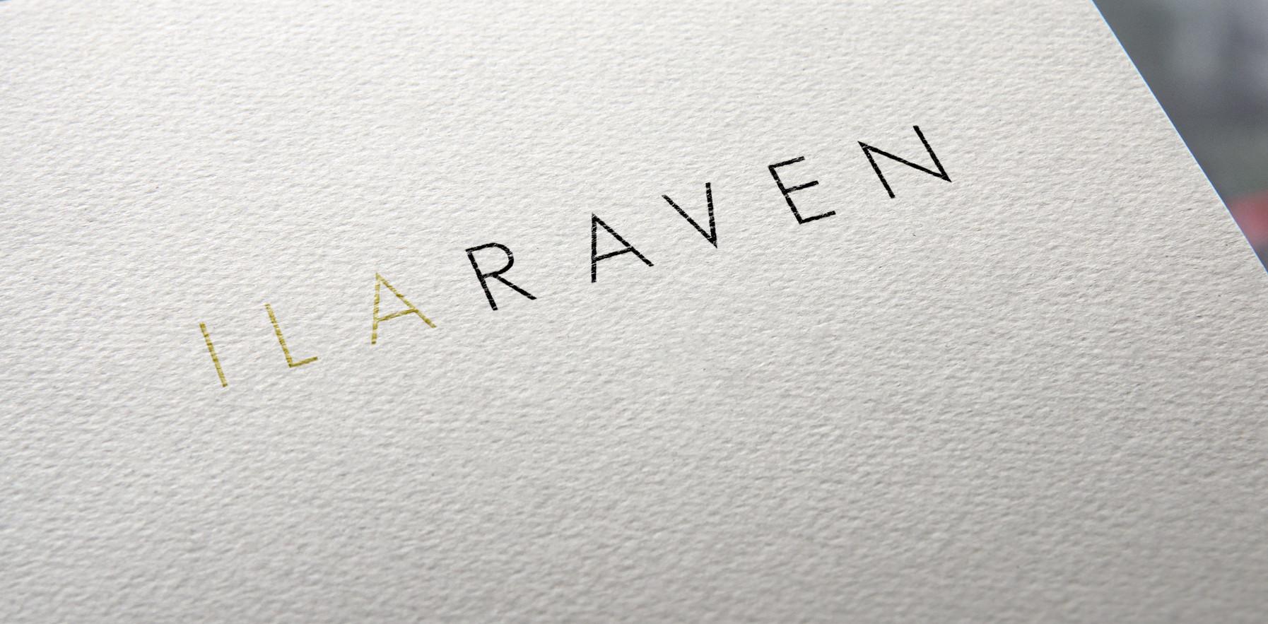 Logo // Ila Raven