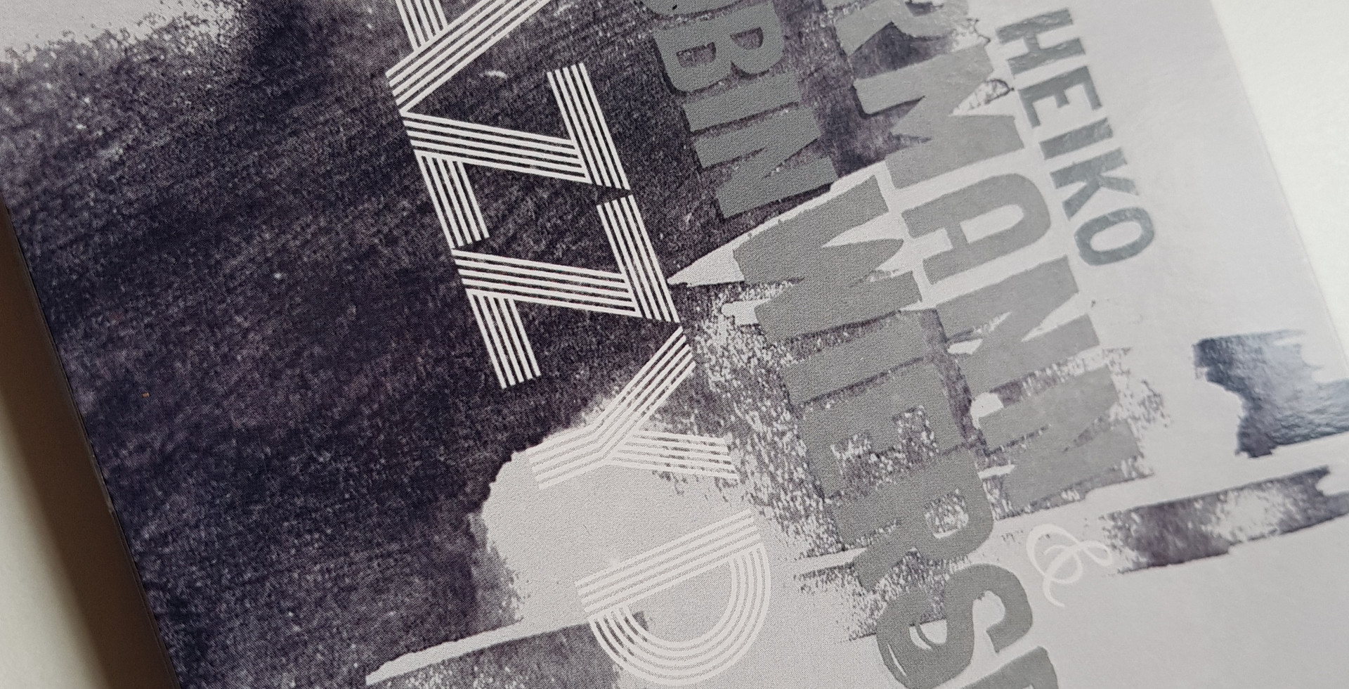 Print Design Robin Wiersbin