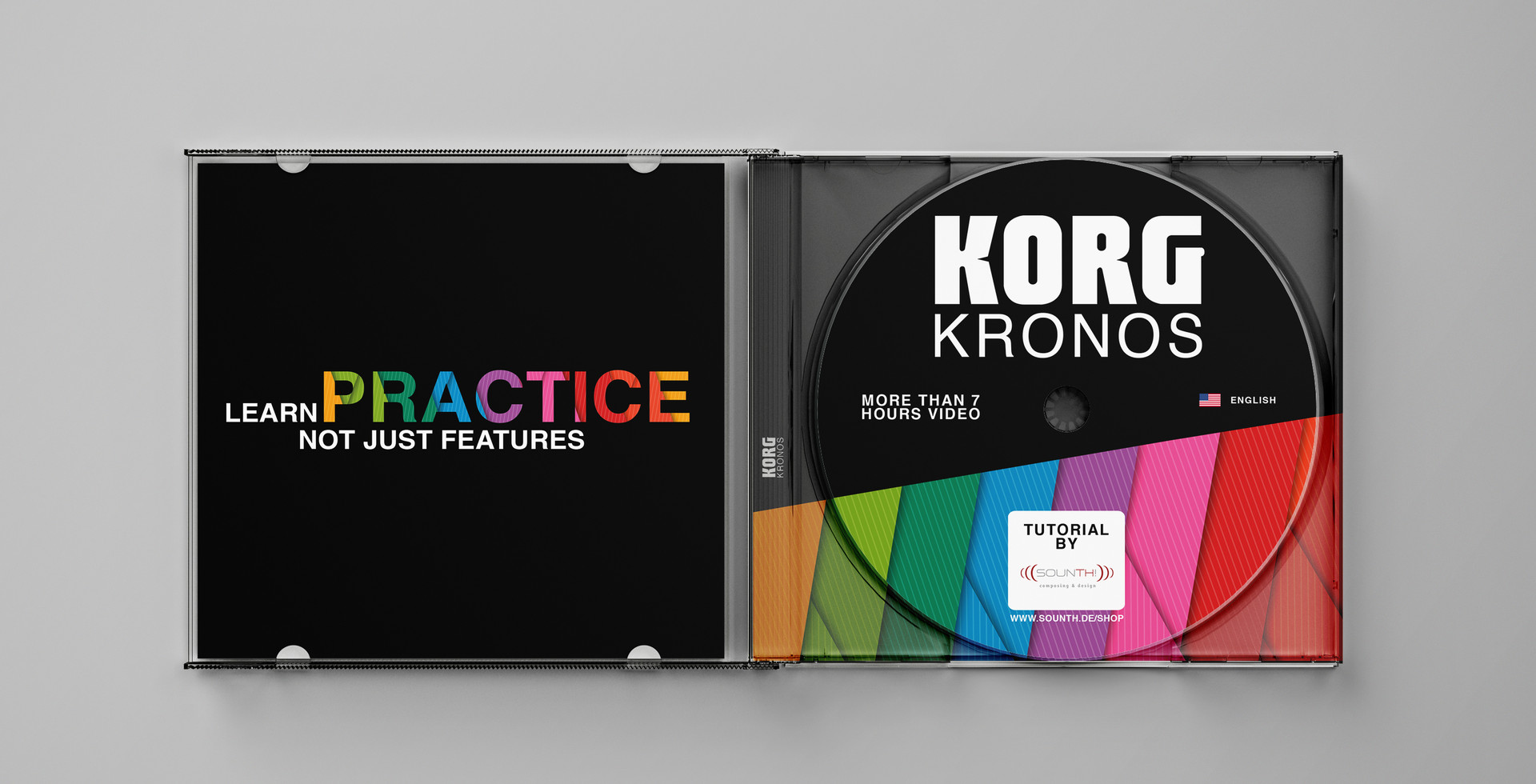 Print Design KORG / SOUNTH