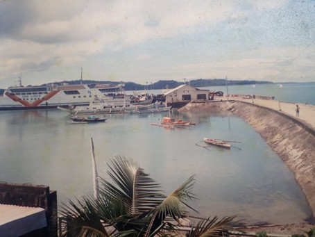 The Port of Odiongan: Through The Years