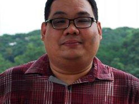 DR. ESQUEJO, NAGKAMIT NG UP DILIMAN CENTENNIAL FACULTY GRANT
