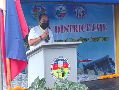 """""""May kaso ako""""- Cong Budoy Madrona"""