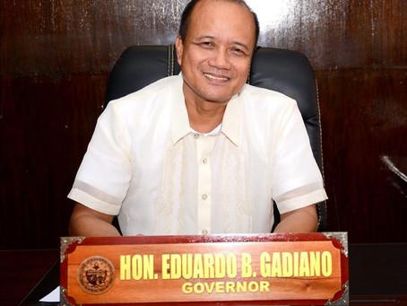 Gobernador ng Occidental Mindoro pinagtangkaang patayin, suspek arestado