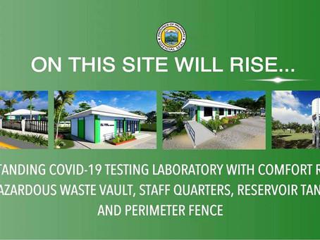 LGU-Palawan may RT-PCR machine na