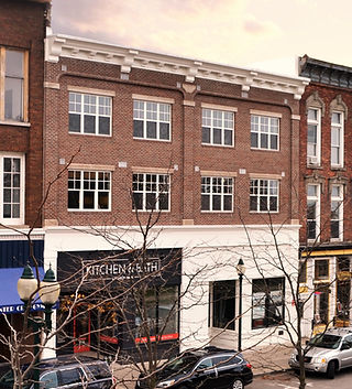 Petoskey Comercial architecture