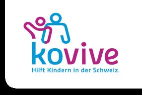 Kovive hilft Kindern in der Schweiz