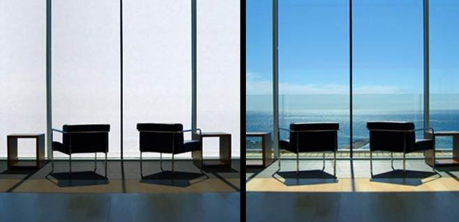 Controllable Privacy Glass