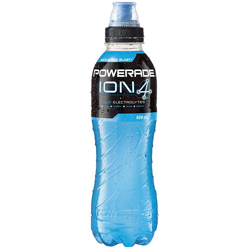 BEB. POWERADE MOUNTAIN BLAST X 600 ML