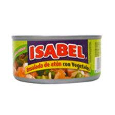 ATUN ISABEL ENSALDA CON VEGETALES X160 G
