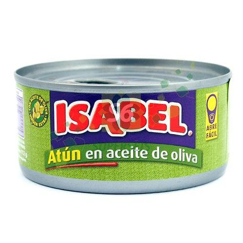 ATUN ISABEL ACEITE OLIVA X160 GR