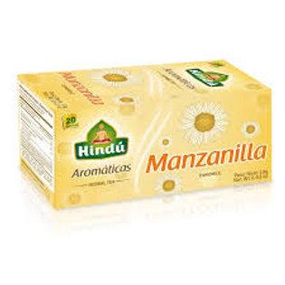 AROM. HINDU MANZANILLA X 20 UND