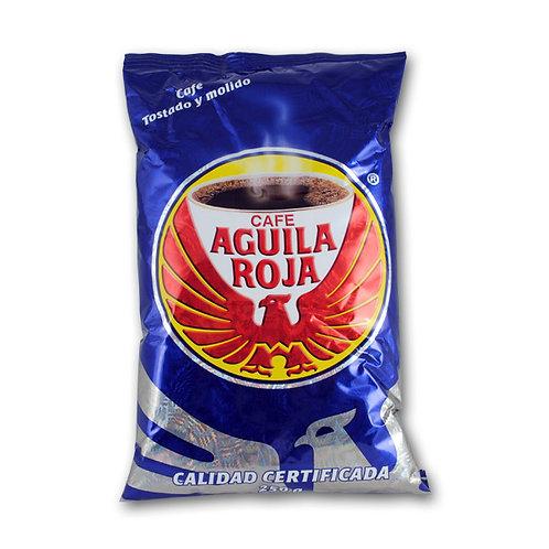 CAFE AGUILA ROJA X 250 GR