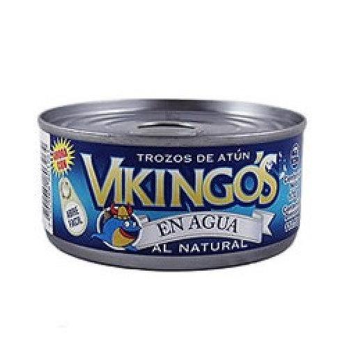 ATUN VIKINGOS LOMO AGUA X 170 GR