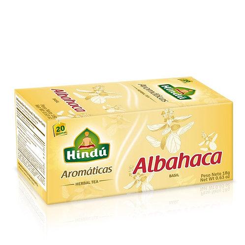 AROM. HINDU ALBAHACA X 20 UND