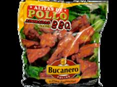 ALITAS DE POLLO BBQ BUCANEROS X 900G