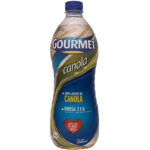 AC. GOURMET CANOLA X 2000 CC BIOCARDIS