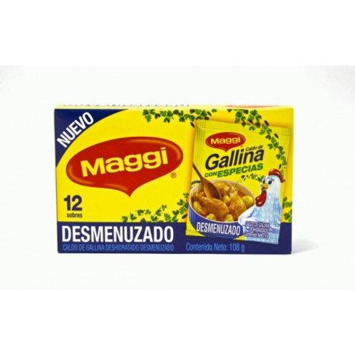 CALDO MAGGI DESM X 12 SOBRES