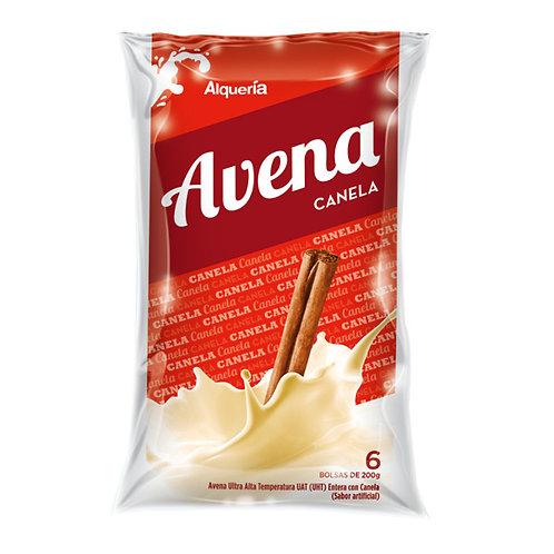 AVENA ALQUERIA CANELA X 200 ML