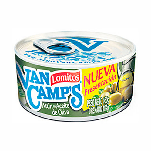 ATUN VAN CAMPS AC.OLIVA X 160 GR