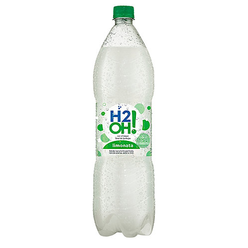 AGUA H2O LIMONATA X 1.5 LT