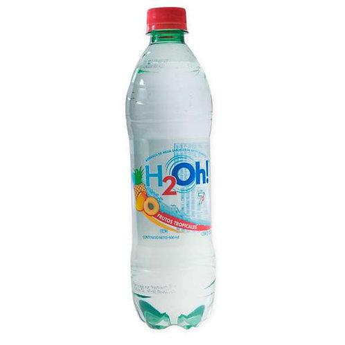 AGUA H2O FRUTASTROPICAL X 600 ML